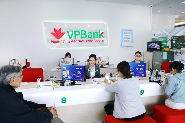 VPBank: Lãi trước thuế 2021 tăng 28%, muốn chào bán 15 triệu cp quỹ làm ESOP