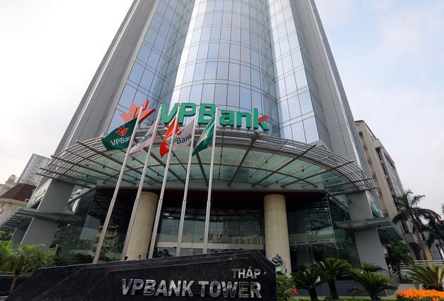 VPBank: Lãi trước thuế hợp nhất 9 tháng đạt 5,635 tỷ đồng