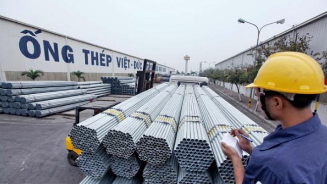 Ống thép Việt Đức (VGS): Doanh thu quý II tăng vọt, lợi nhuận sụt giảm hơn 50%