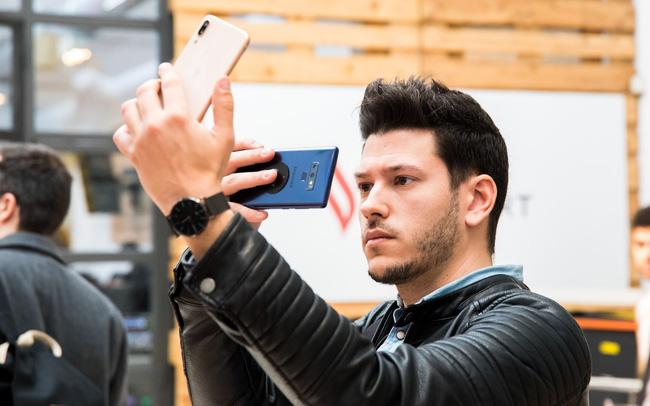 Điện thoại Vsmart của Vingroup ra mắt tại thị trường Tây Ban Nha