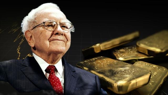 Berkshire Hathaway của Warren Buffett lần đầu rót vốn vào một công ty vàng