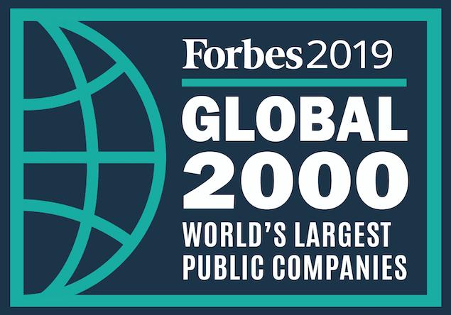 Vietcombank, BIDV, Vingroup và VietinBank lọt top 2000 doanh nghiệp niêm yết lớn nhất thế giới của Forbes