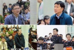 Tòa xử ông Đinh La Thăng và đồng phạm: Những phát ngôn