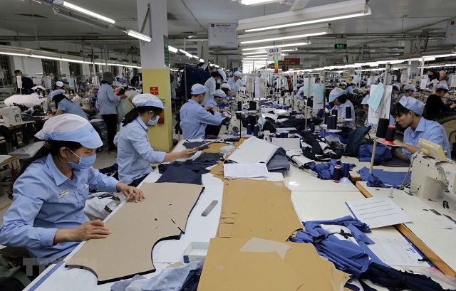 Cam kết của EU đối với hàng hóa xuất khẩu của Việt Nam