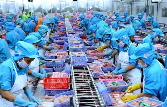 Ngành thủy sản phấn đấu kim ngạch xuất khẩu đạt 10 tỷ USD