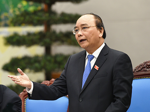 Thủ tướng: Loại khỏi bộ máy cán bộ không chịu cải cách